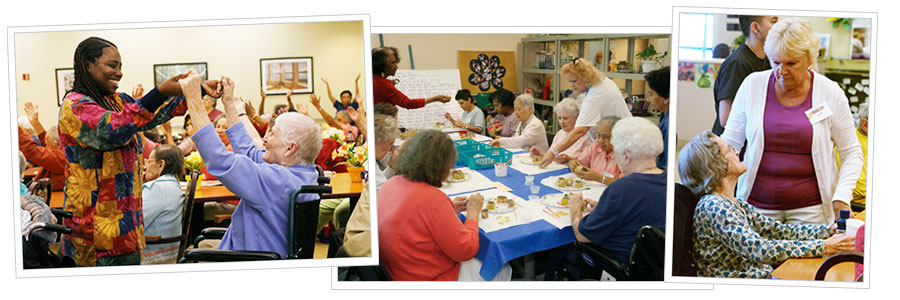 Nevada Senior Services - Adult Day Care Centers of Las Vegas and Henderson - Who We Are